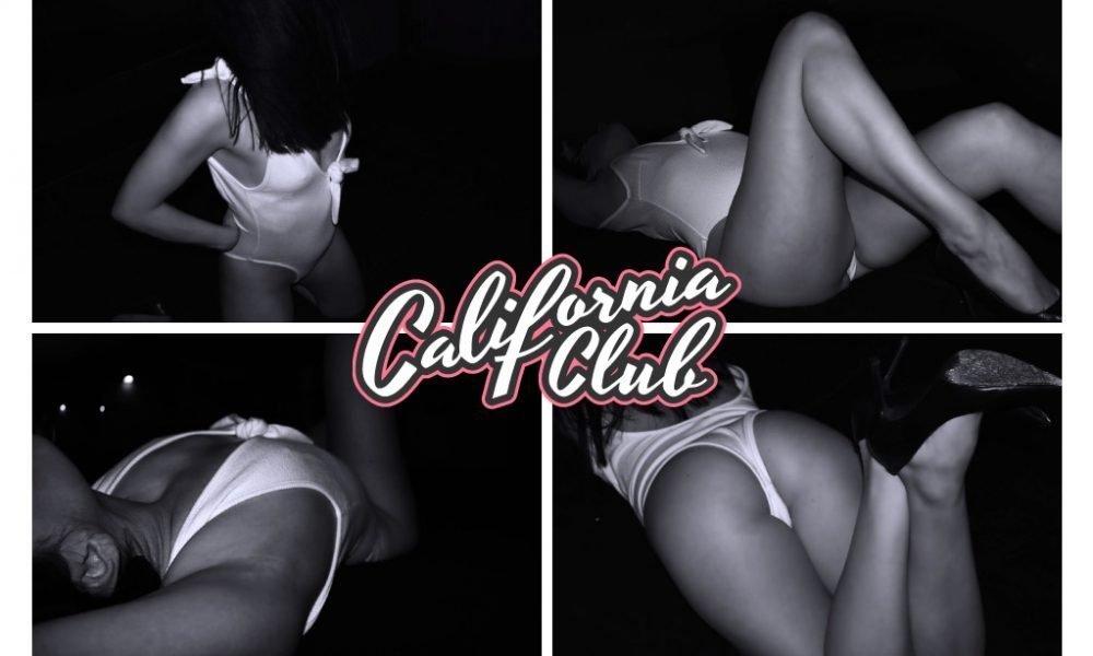 Zoe | Slim, Playful, Dark Hair, Long Legs | Cali Club