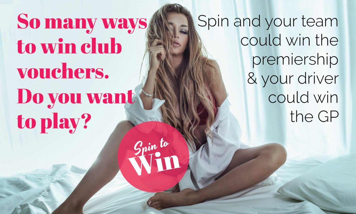 Win $200 vouchers with The GP - Cali Club